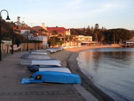 Watson's Bay promenade