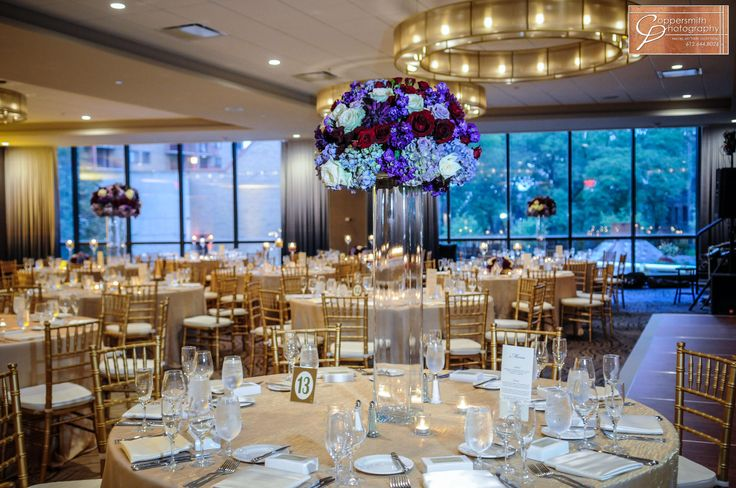 Minneapolis Wedding Venues: Tall Centerpieces / Minneapolis Wedding Venues