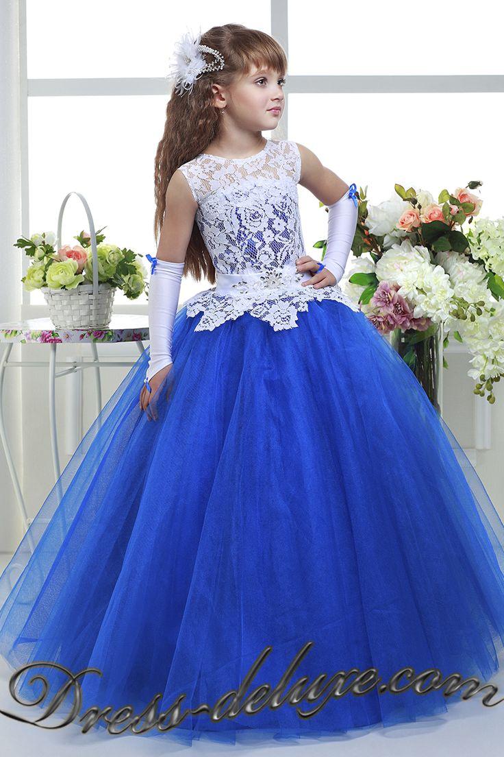 Платье Селин - Детские нарядные платья