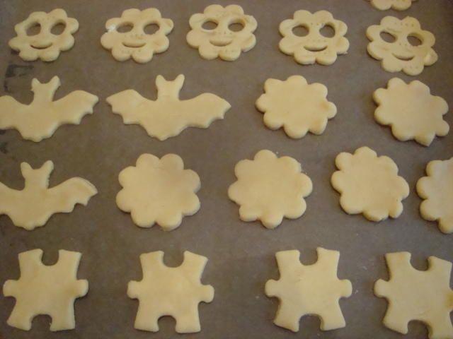Jedlíkovo vaření: Domácí vanilkové sušenky  #baking #cukrovi #vanoce #susenky #cookies #recept
