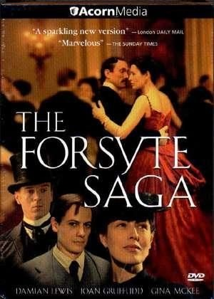 The Forsyte Saga 2002 - book or movie. It's soapy, like Downton. But the first series is set a bit earlier.