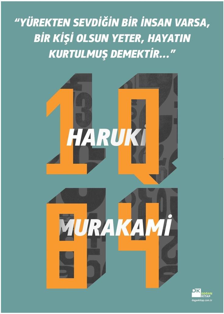 1Q84 (Haruki Murakami)