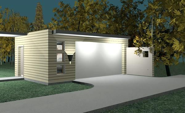 Modern Prefab Garage Design Ideas Simple Minimalist Plansmodern Apartment  Contemporary Garages