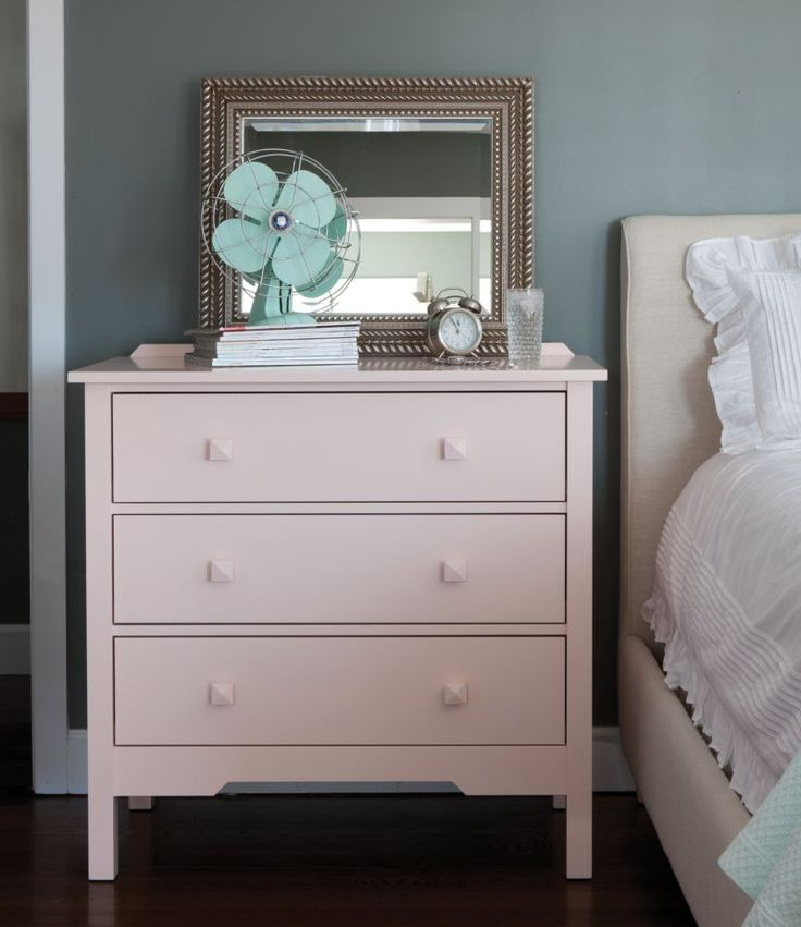 Bay 3 Drawer Dresser