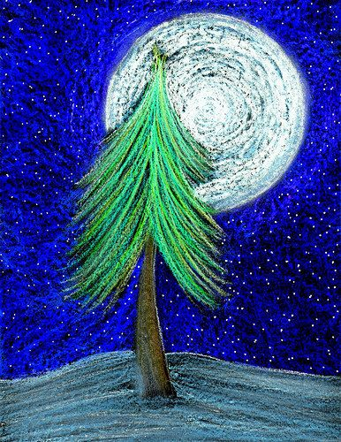 Winter Tree Mehr
