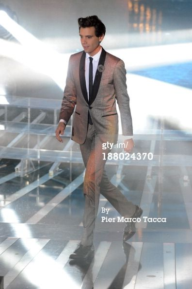 Mika attends the 'X Factor 2013 - Il Live' on November 14, 2013 in Milan, Italy