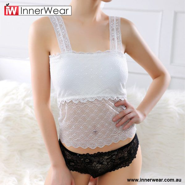 Lace Tank Tops Hollow Long Style Bralette Seamless Removable Chest Pad Bra Sexy Lingerie   >> Worldwide FREE Shipping <<  #SexyBriefs #SexyCorset #Womensunderwear #Corset #Lingerie #BuyBra #Slips #Top #Womensstore #innerwear #beautiful #girl #like #fashion #pindaily #pinlike #follow4follow #pinmood #style #like4like #beauty #tagforlikes