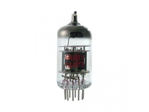 Ruby 12AT7C Preamp Tube