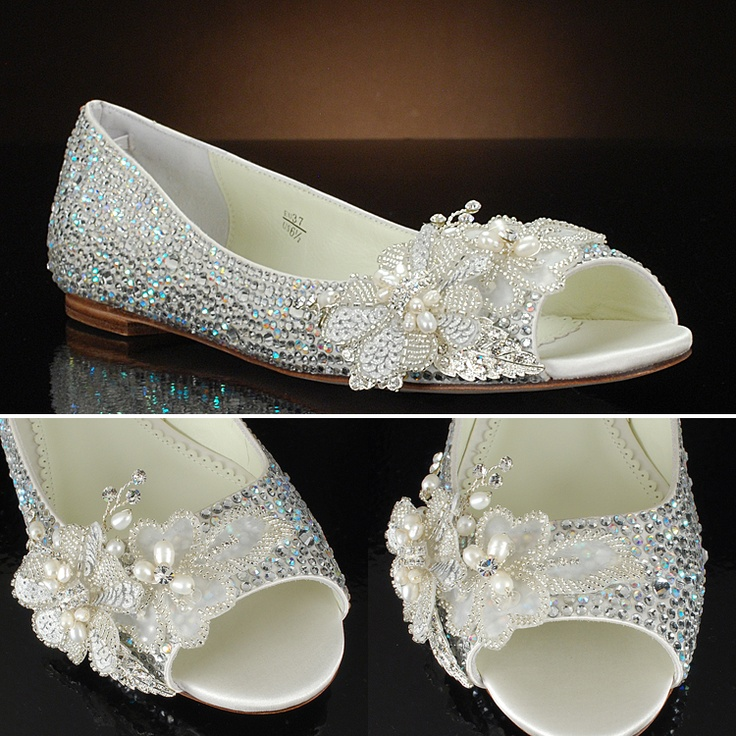 Ive Always Hated Heels So Adorable Wedding Flats Would Be Perfect