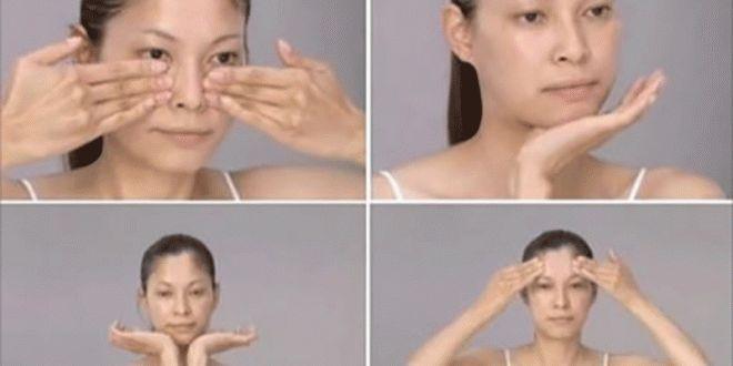 Ce massage japonais va vous vous faire paraître 10 ans plus jeune