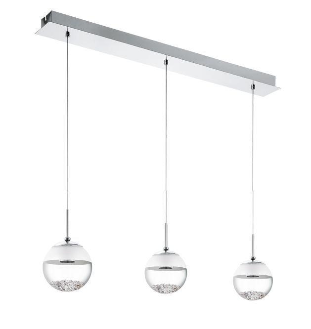 Lampa wisząca MONTEFIO 1 Led Eglo 93784 - Cudowne Lampy