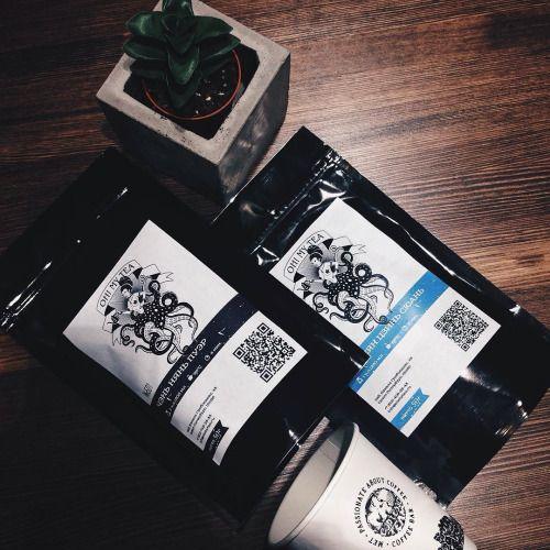 #omtpartners 🙌🏼 Теперь пачки с нашем чаем можно купить и в @madespressoteam Мы подобрали для кофейни небольшую линейку с самыми интересными и необходимыми каждому сортами🌿 Все для вас😘 #ohmypartners #ohmytea #ohmytea_ru #spb #tea #teashop #чай...