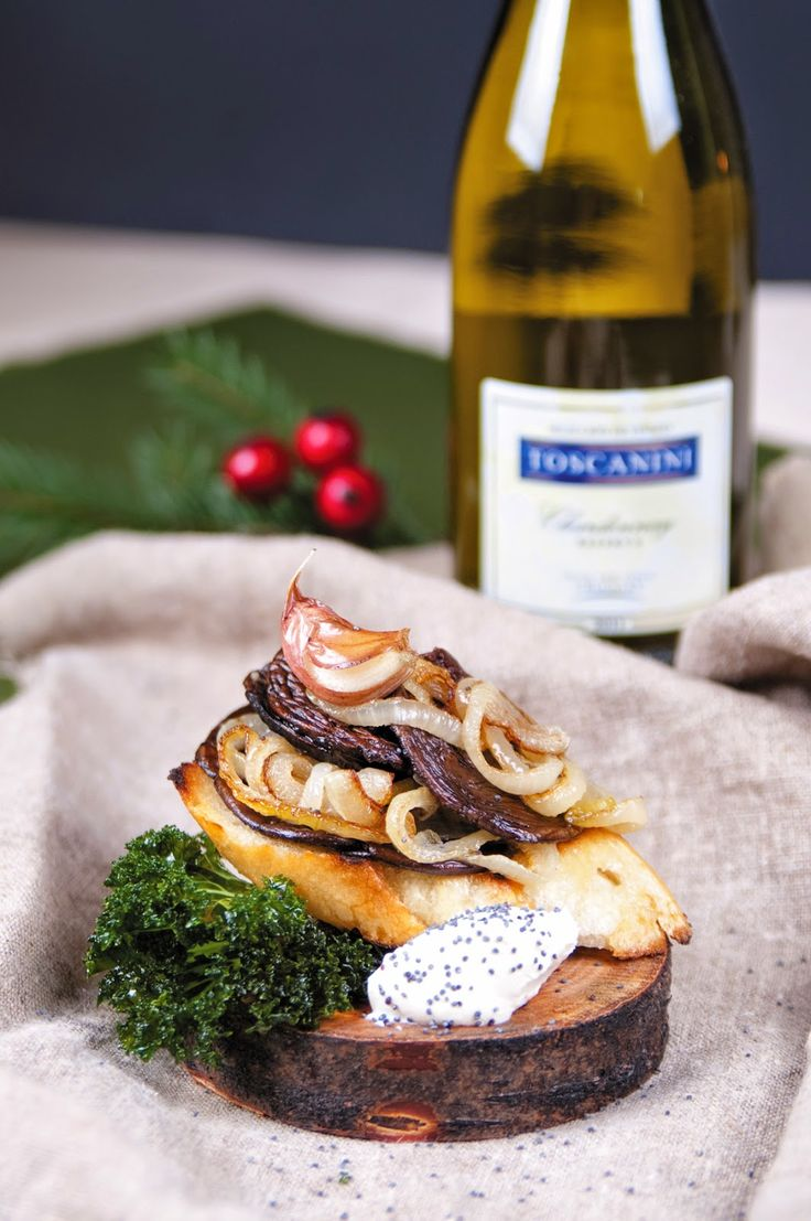 Wino i kuchnia: Nowatorskie specjały świąteczne