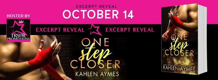 I Heart YA Books: #ExcerptReveal #Giveaway for #Romance 'One Step Cl...
