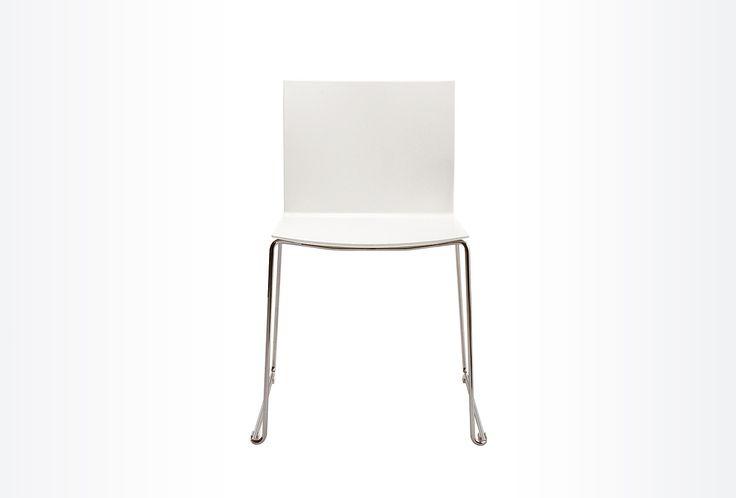L'Abbate Italia: METROPOLIS PLASTIC   Laboratorio creativo l'abbate. Stacking seatings.