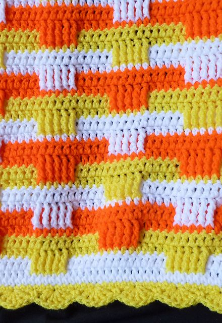 Ravelry: Project Gallery for Triple Treat Afghan pattern ...