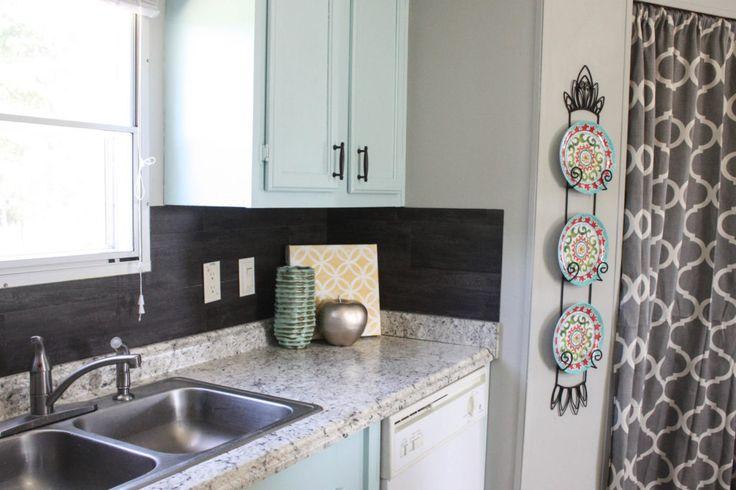 1000 ideas about vinyl backsplash on pinterest pantry - American tin tiles wallpaper ...