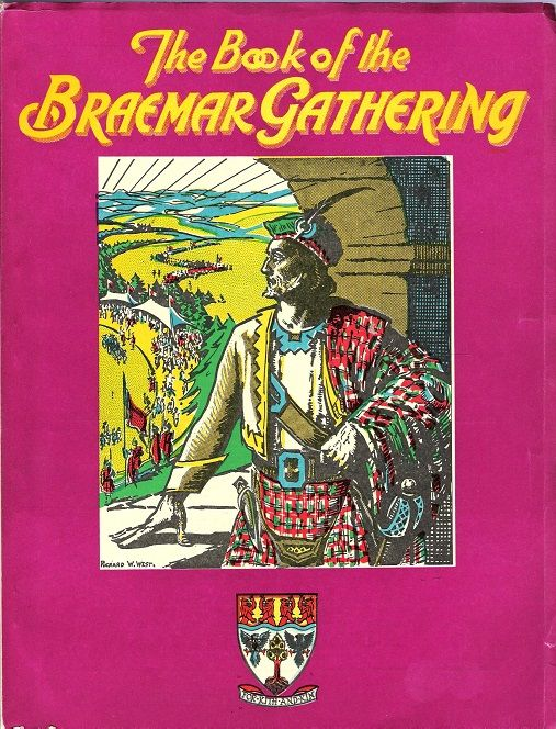 The Book of the Braemar Gathering, 1975.