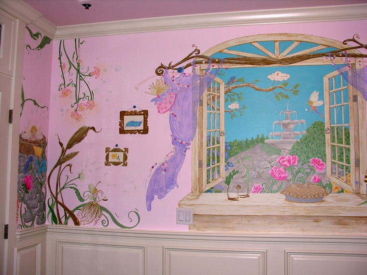 Wall Mural, By Ivy Nichols Part 72