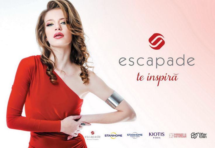 Catalog Escapade Fashion Romania Noi Colectii 2017! Oferte: apa de parfum Gingembre 70% reducere la cumparaturi de 100 lei, pret special 59,99 lei