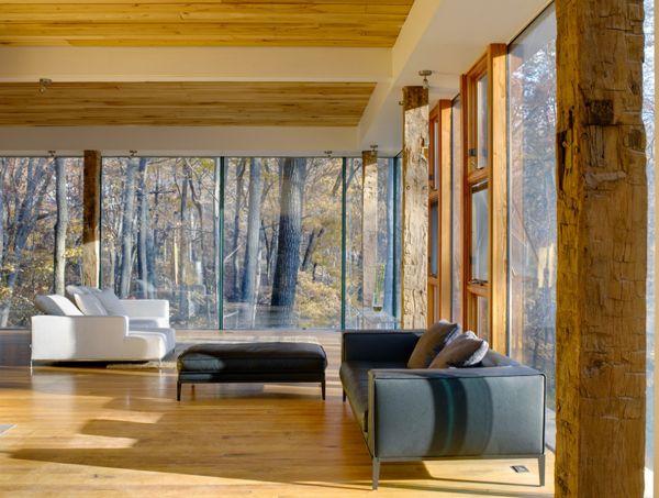 """Über 1.000 Ideen zu """"Modern Rustikale Häuser auf Pinterest ..."""