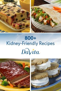 Cool Down with 13 Low-Phosphorus Frozen Recipes - Kidney-Friendly Recipes - DaVita