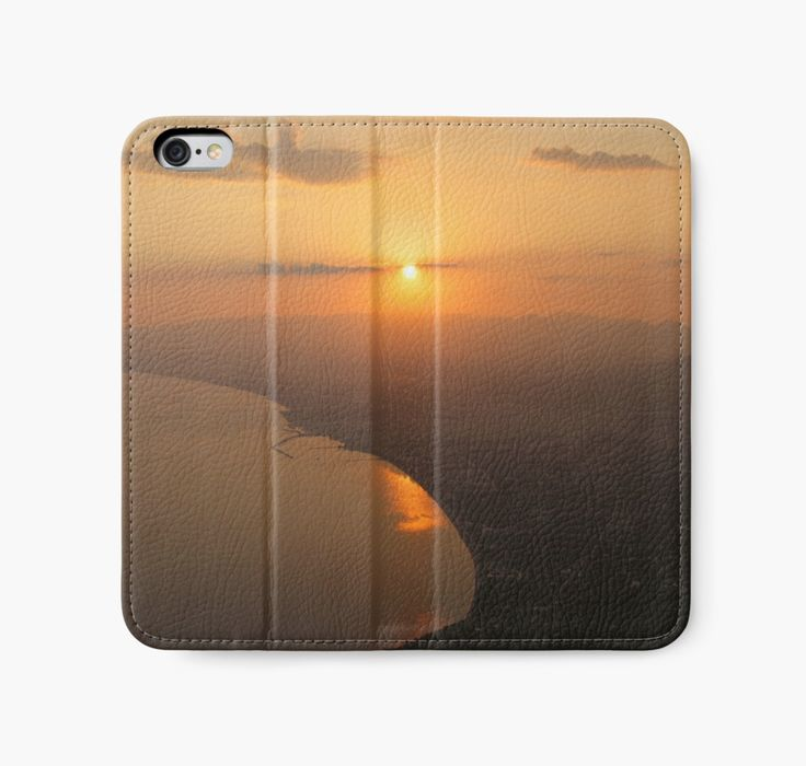 Secret sunset  iPhone Wallet by scardesign11 #sunset #sunsetgifts #summer #summeraccessories #accessories #style #colorful #swag #hipster #iPhonewallet #buyiphonewallet #phonewallet #sea #Greece