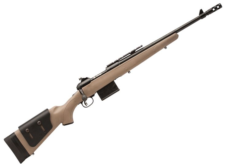 Savage Introduces the Model 11 Scout Rifle at SHOT