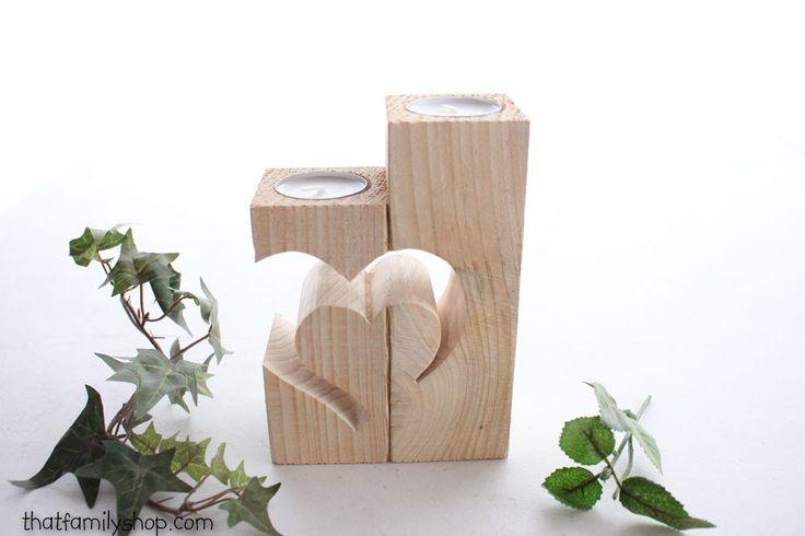 Shop Checkolite International 4 Light Ashfield Rustic: 17 Best Ideas About Wood Candle Holders On Pinterest
