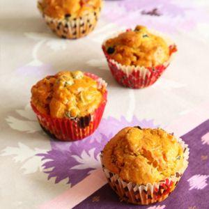 40 recettes de muffins et cookies apéritifs : 40 recettes de gâteaux salés pour l'apéro - Journal des Femmes Cuisiner