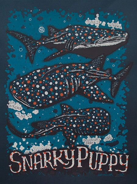 GigPosters.com - Snarky Puppy