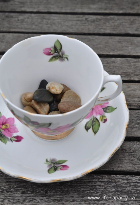 teacup fairy garden how to make the sweetest teacup fairy garden with succulents including how. Black Bedroom Furniture Sets. Home Design Ideas