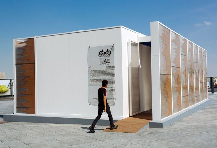 dubai design week installations abwab downtown global grad show beirut