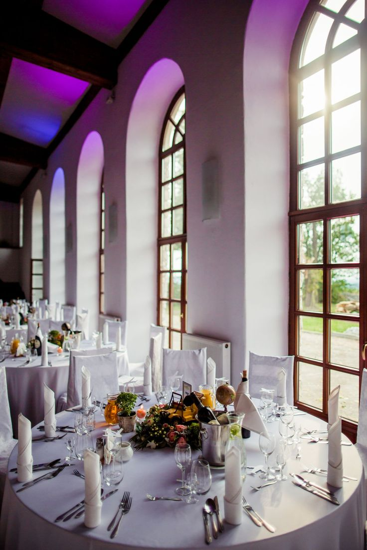 Wesele w Dworze w Tomaszowicach - Oranżeria / wedding in Tomaszowice Manor - Orangery. Photo by: CoDwieGlowy.com: www.facebook.com/codwieglowy