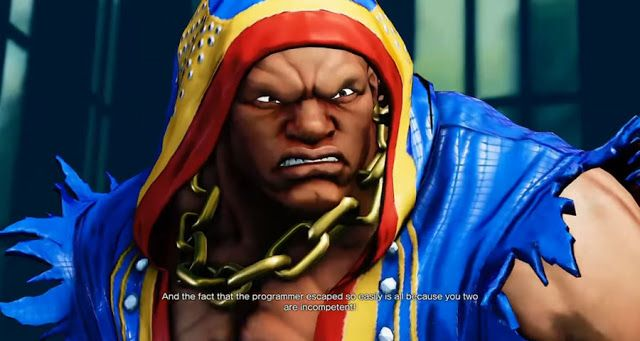 Street Fighter 5 Balrog