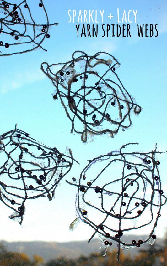 17 mejores ideas sobre artesan a de tela de ara a en - Como hacer tela de arana ...
