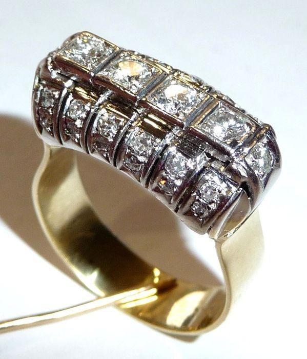 Como limpiar anillos de oro y diamantes