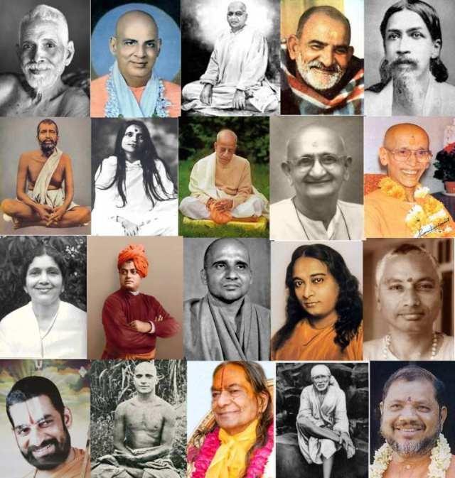 Modern Saints of India
