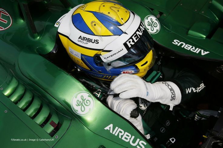 Marcus Ericsson, Caterham, Sepang International Circuit, Malaysian Grand Prix_2, 2014
