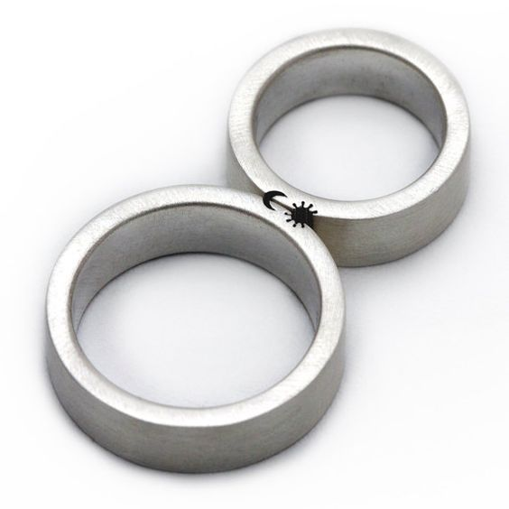 Unique Wedding, Wedding Band, Engagement Ring, Men Wedding Gay, Men Wedding Rings