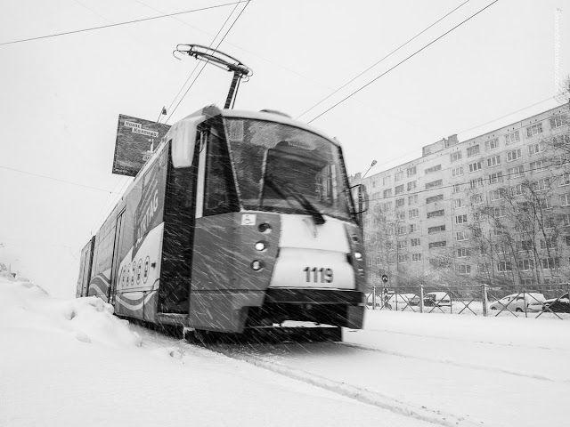 Alexandr Maximov: E-PL3 и метель