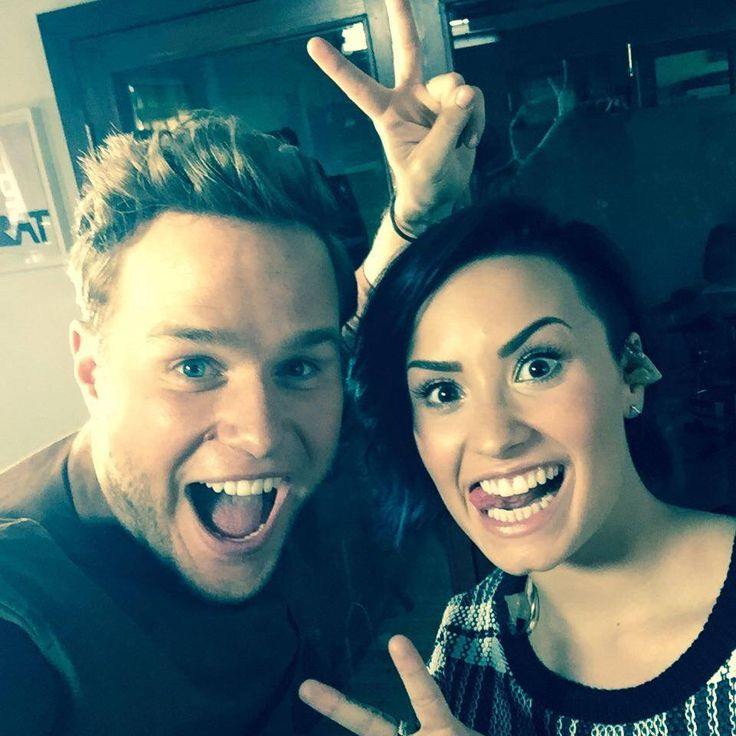 Demi Lovato & Olly Murs