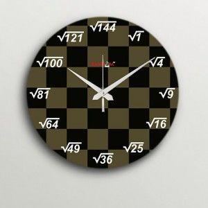 Under Roots Analog Wall Clock   Buy Online An Innovative Design For Growing  Kids, Creating An Interest Towards Magical Mathmatics.
