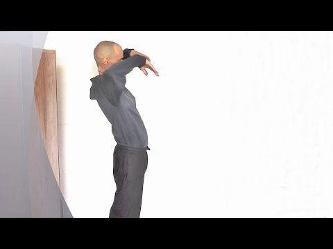 Vlnění pro páteř, vitalitu a proudění energie - YouTube