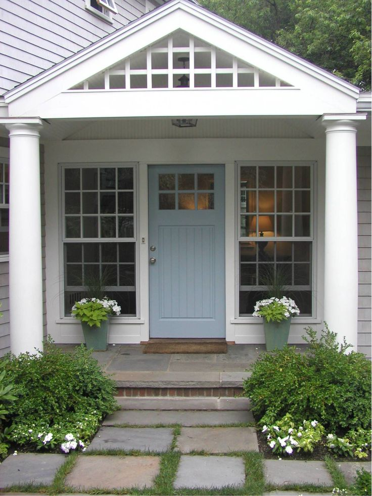 molly frey design front porch side porch blue door stepping stone in lawn & 13 best Fraser exterior images on Pinterest | Architecture ... Pezcame.Com