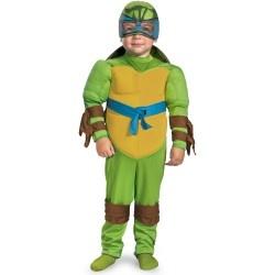 Leonardo Teenage Mutant Ninja Turtles Toddler Fancy Dress Costume