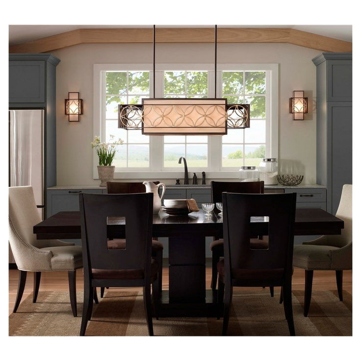 15 best lighting for dinning room images on pinterest