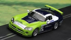 1.This is the slot miniature 1/32 scale made by SCALEXTRIC