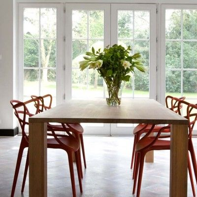 46 Best Kitchen Ideas Images On Pinterest  Dining Room Tables Classy Oak Dining Room Design Ideas