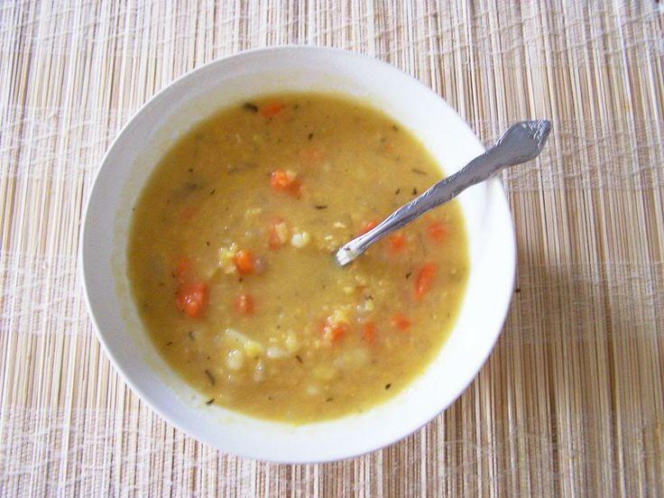 ... pea soup (vegan) | for cooked meals | Pinterest | Split Peas, Pea Soup